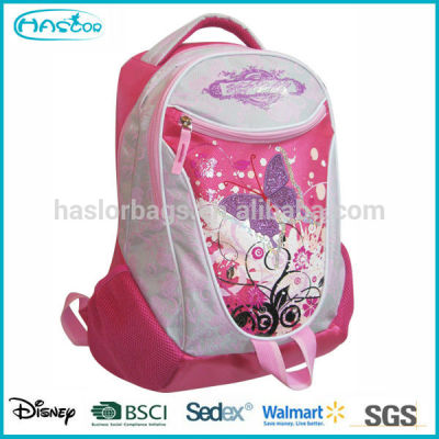2016 Wholesale New Design Cheap Teenage School Backpack for girl