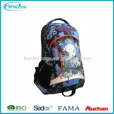 2014 New Style Lastest Fashion Wholesale Used School Bags for Teenagers Boys