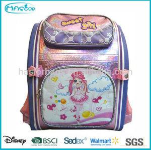 EVA Purple Fashionable Children backpacks,School Bag for kids