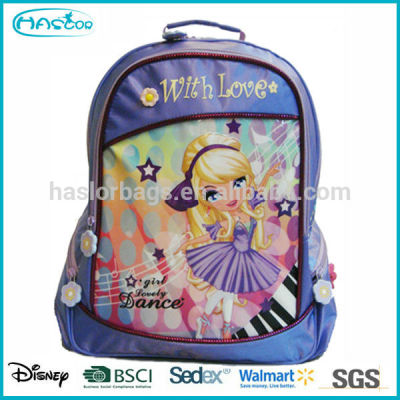 New Style Wholesale Fashion Girl Backpack High Class Student School Bag