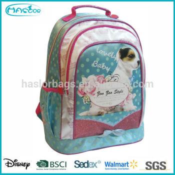Pas cher mode gros utilisé sac d'école des enfants pour les enfants