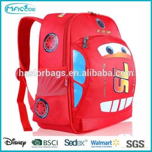 Forme de voiture sac à dos belle belle voitures école sac pour enfants