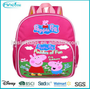 Cute Cartoon Picture School Bag for Girl