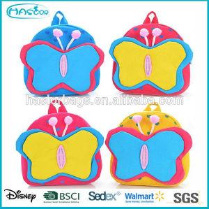 Cute Butterfly Shape Children Animal Backpack for Kids