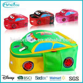 Modèle de voiture de l'étudiant sac à dos / sac d'école nouvelle garçon