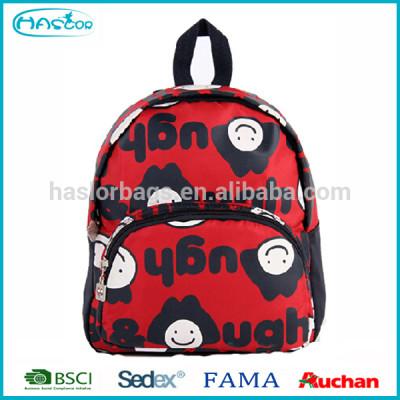 2016 custom funny kids backpacks