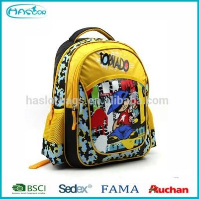 2015 Wholesale Kids European Cheap School Backpack for Children