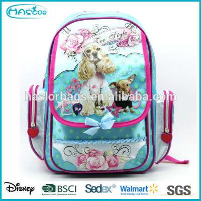 Factory new cheap school backpack bag for girl