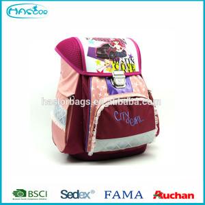 Cute kids cheap girls school backpack, EVA school bag