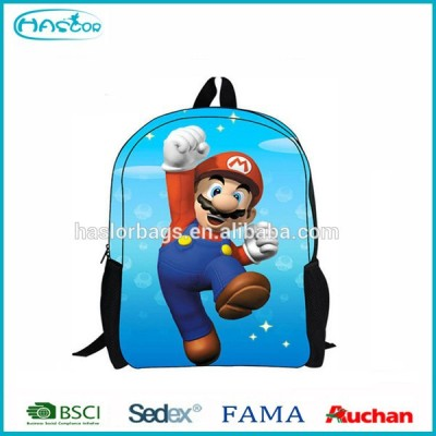 Lovely 3D Cartoon School Bag for Children