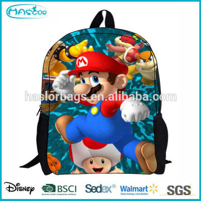 New Design Cute Picture of School Bag for Boy