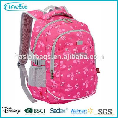 Fashion Girl School Bag Raw Material for Girl