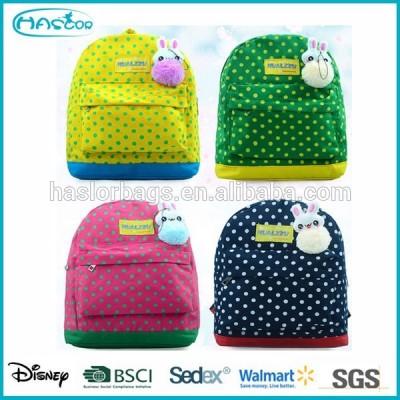 2015 New Design of Cute Children Backpack for School