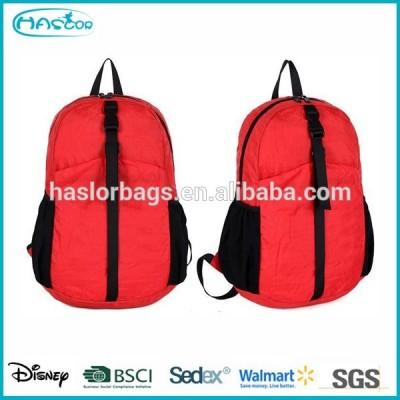 Foldable Korea Style Bag Backpack for Teenager