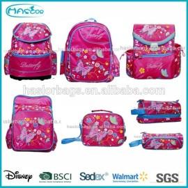 Fille sac à dos personnalisé pour sac d'école
