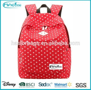 Fashion Girl Backpack Canvas for High School