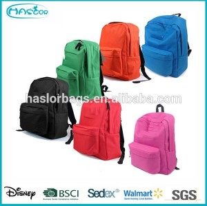 2015 Colorful Korean Style Backpack for Teenager