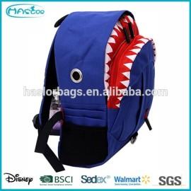Meilleur shark en forme mode drôle école sacs à dos