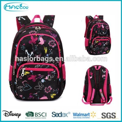 Girl Sublimation Backpack with Lovely Pattern