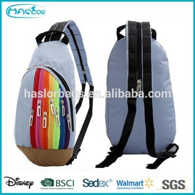 Fashion Leisure Single Strap Backpack for Teenager