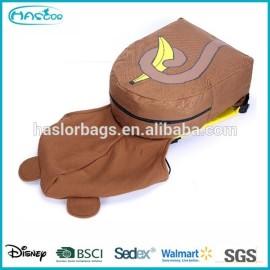 Caractéristique kaki toile sac à dos avec Cap