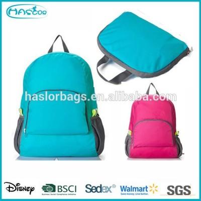 Korea Style Folding Backpack for Travel