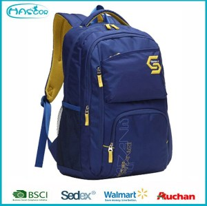 Best selling durable and fashionable school backpacks for teenage boys