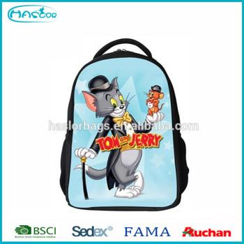 Sac à dos pour l'école tom et jerry sac à dos