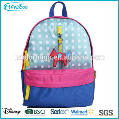 Lovely best selling kids backpack with horse