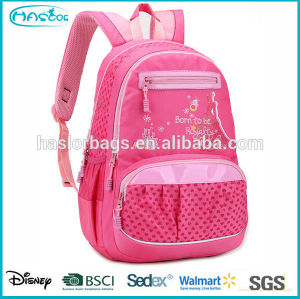 Custome children cheap school bags and backpack