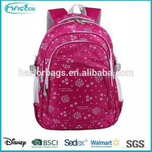 Cute Pattern School Bags Trendy Backpack for Girl