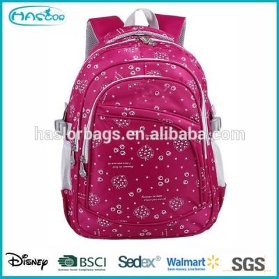 Cute Pattern School Bags Trendy Backpack for Girl