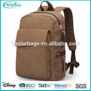 Fashionable canvas with high quality trendy college bags