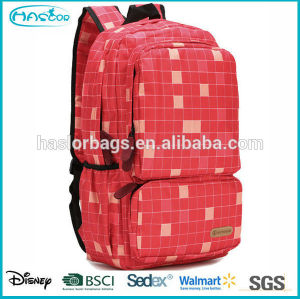 Factory wholesale custom high quality school bags for girl