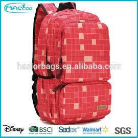 Usine en gros personnalisé de haute qualité sacs d'école pour fille