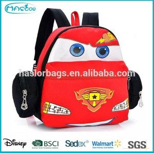 New Design of Cute Cheap Backpacks with Car Shape