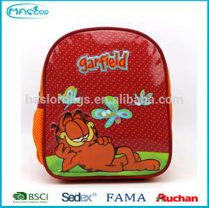 2016 Fashionable animal kid school bag and backpack for children