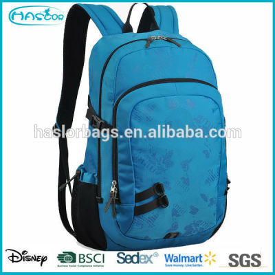 High capacity durable school bags backpack with waterproof material