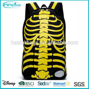 Very cool printing teens crazy backpacks with high capacity