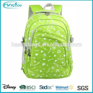 OEM Design Your Own School Bag Backpack for Girl