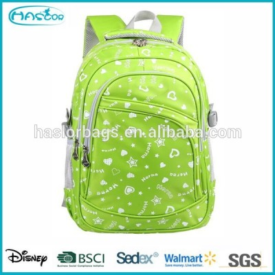 OEM Design Your Own School Bag Backpack for Girl