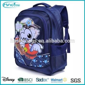2015 nouveau Design de garçon mignon sac d'école Quanzhou