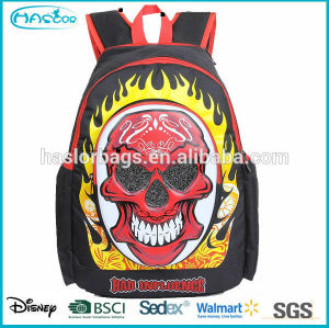 2015 Best seller cool design pattern fashionable school bags for teenager boys
