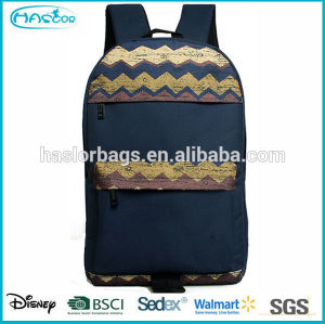 2016 newest design school bags trendy backpack