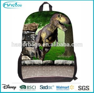 Cool Cartoon Dinosaur School Bags for Teens