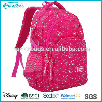 High capacity and durable child school bag with factory price