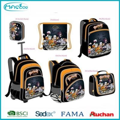 Wholesale Custom Logo Cheap Kids School Bag Set for Children