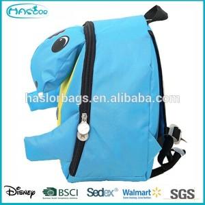 Promotional backpack school bag children