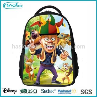 Popular Cute Bear Cartoon High Class School Bag,Student Bag