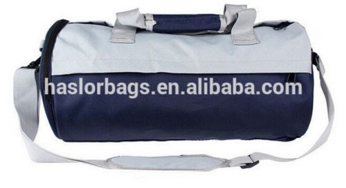 Rolling Design of Gym Duffel Bag with Shoe Compartment